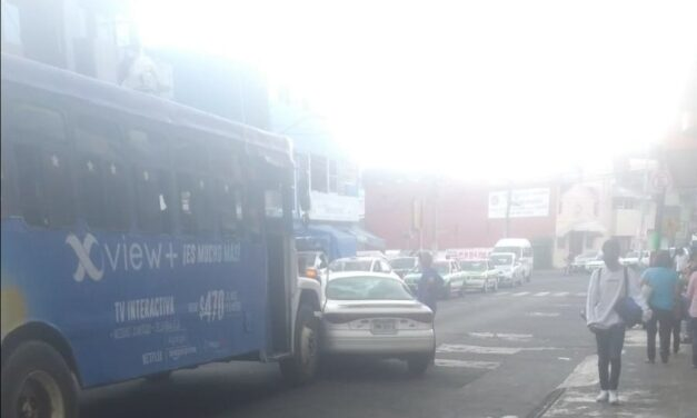 Accidente de tránsito en la zona de La Rotonda