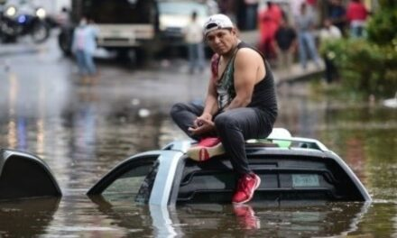 Reporte preliminar de Protección Civil Municipal por fuerte lluvia en Xalapa y la región
