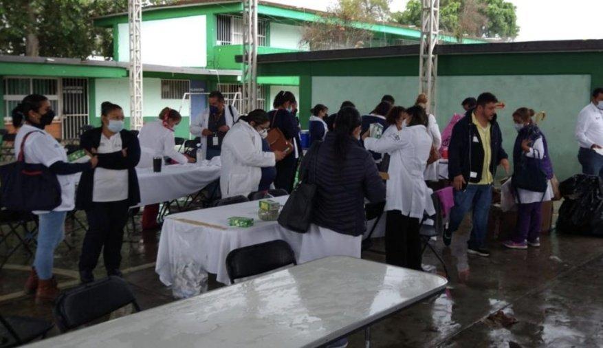 Esta tarde en Xalapa 10 casos positivos de covid-19 confirmados