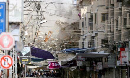Acuerdan Israel y Hamás cese al fuego en Franja de Gaza