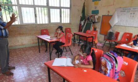 Campeche y Nayarit suspenden clases presenciales por aumento de contagios de Covid-19
