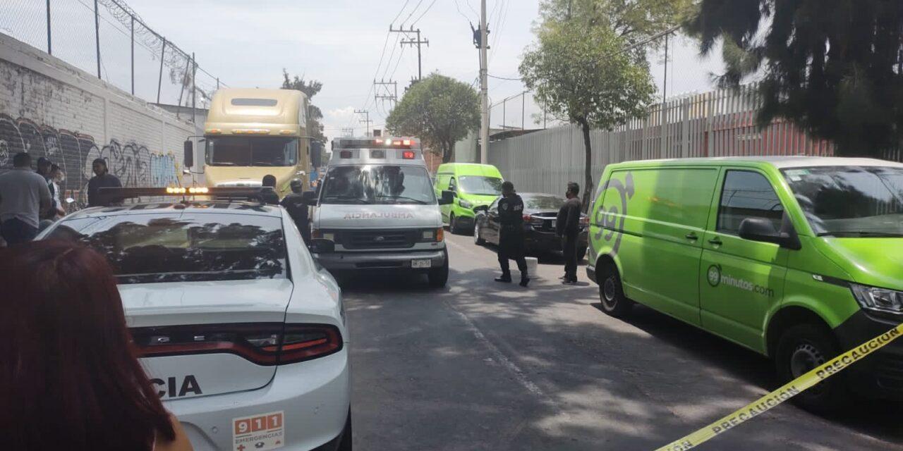 Se registra balacera en la Colonia Bondojito en la delegación Gustavo Madero,el saldo preliminar de un muerto y dos heridos.