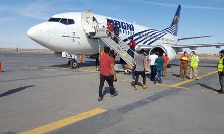 INM ayuda a regresar a 932 migrantes centroamericanos