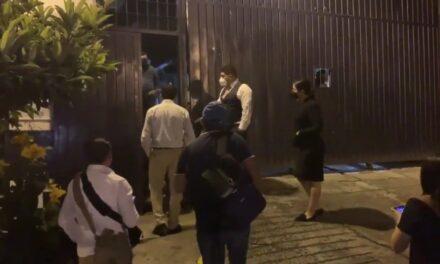 Video:Durante la madrugada fueron liberados los maestros detenidos por bloqueo en avenida Lázaro Cárdenas