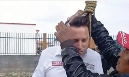 Candidato de Morena en San Cristóbal paga $300,000 para ser liberado.