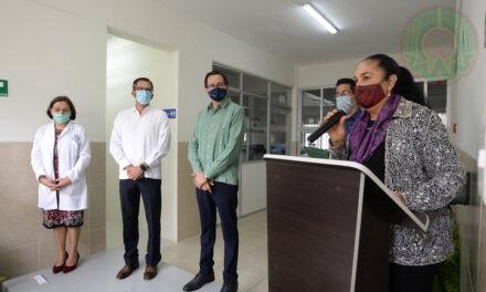 UV inauguró espacios remodelados y módulo médico en Peñuela, Córdoba y Orizaba