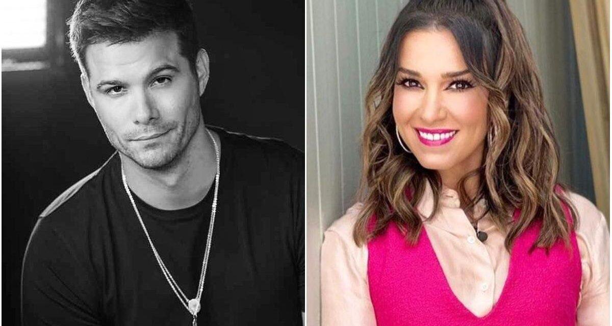 Laura G y Brandon Peniche son suspendidos sin goce de sueldo tras apoyar a partido político