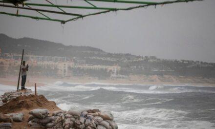 Posible formación ciclónica en el Golfo de México; SMN mantiene vigilancia