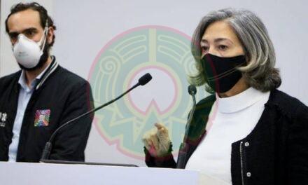 Sheinbaum no confirma ni desmiente presunta salida de Florencia Serranía del Metro