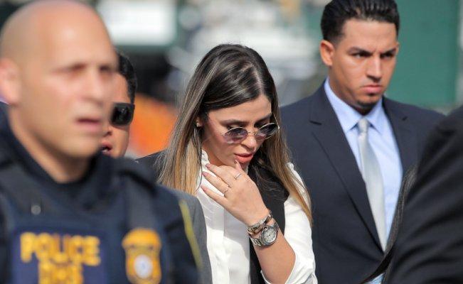 """Emma Coronel, esposa de """"El Chapo"""", se declara culpable de tráfico y lavado de dinero"""