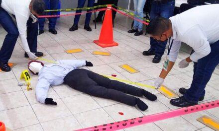 Capacita IPAX a instructores en Criminalística para Primer Respondiente