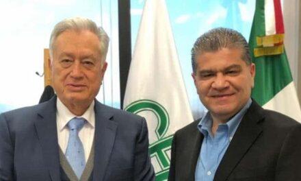 El gobernador de Coahuila, Miguel Riquelme, respondió este lunes a los señalamientos de Manuel Bartlett