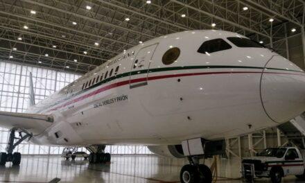 Avión presidencial llevará a la delegación mexicana a Olímpicos de Tokio