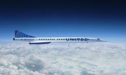 United Airlines encarga aviones supersónicos capaces de volar de Nueva York a Londres en solo 3,5 horas