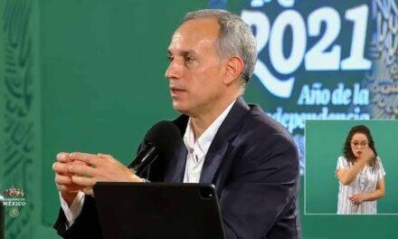 Anuncia López-Gatell el final de la Conferencia Vespertina sobre COVID-19