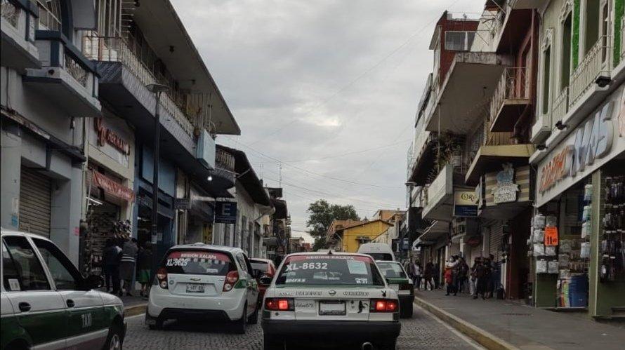 La noche de este jueves en Xalapa 20 casos positivos de covid-19