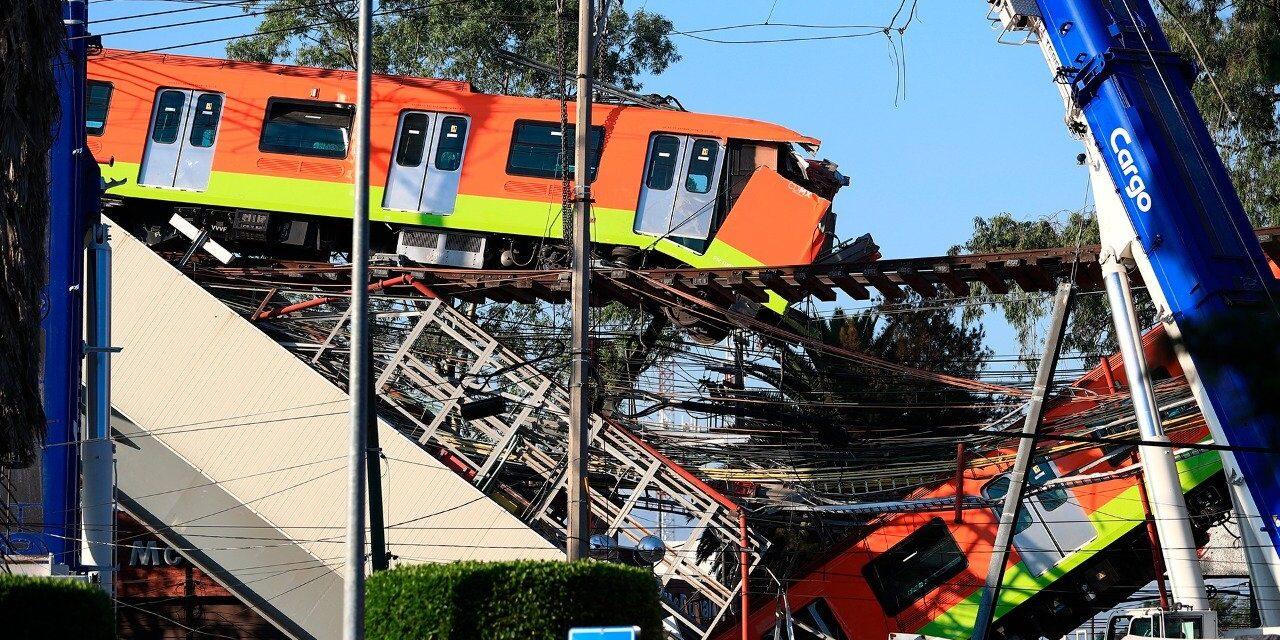 Línea 12 del Metro colapsó por falla estructural y errores en construcción: dictamen preliminar del reporte de DNV