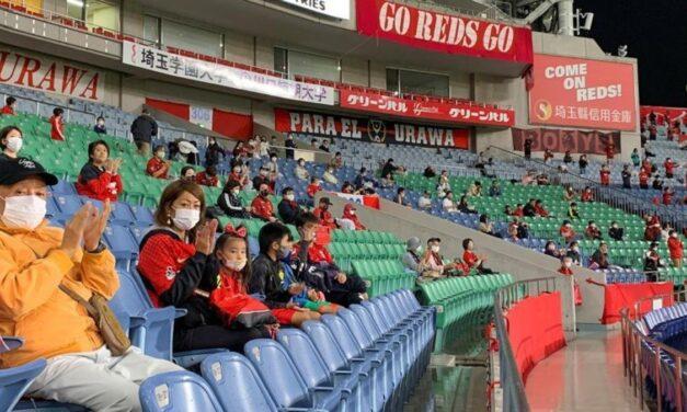 Japón fijará nuevo tope de 10 mil espectadores en estadios deportivos