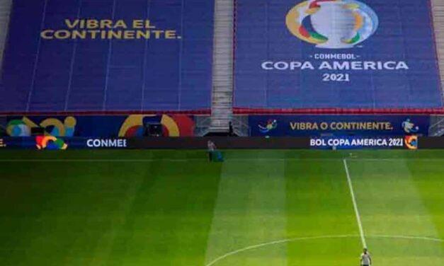 Suman 52 casos de Covid-19 en Copa América, reporta gobierno de Brasil