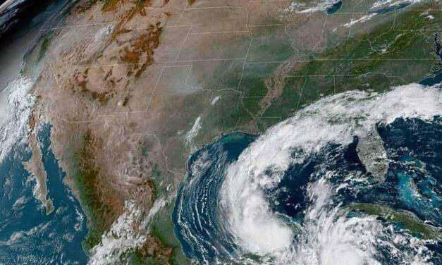 CICLÓN TROPICAL amenaza estados del Golfo de México