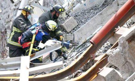 Sheinbaum busca que constructoras paguen reparación de la L12 del Metro