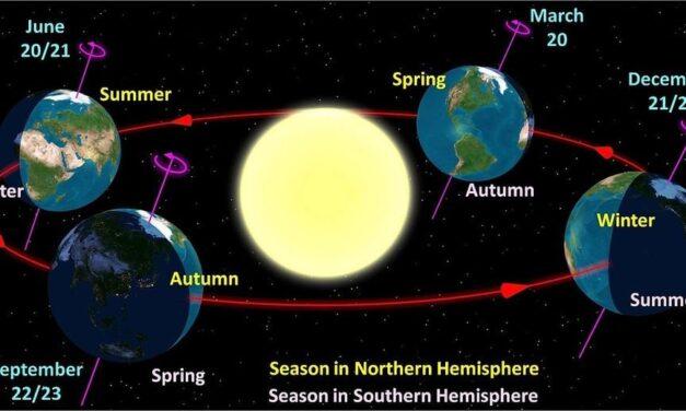 Solsticio de verano inicia el 20 de junio a las 21:32 horas,