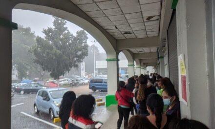 La noche de este domingo en Xalapa, 8 casos positivos de covid-19 y lamentablemente 1 defunción