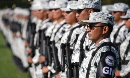 AMLO celebra segundo aniversario de la Guardia Nacional