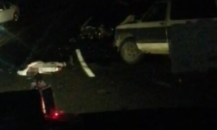 Muere motociclista en la carretera Xalapa-Veracruz, a la altura de Dos Ríos