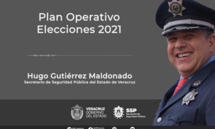 SSP y Fuerzas Federales inician el operativo elecciones 2021