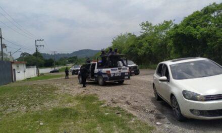 Detienen a comandante de la policía de Coatzintla; acusan compra de votos