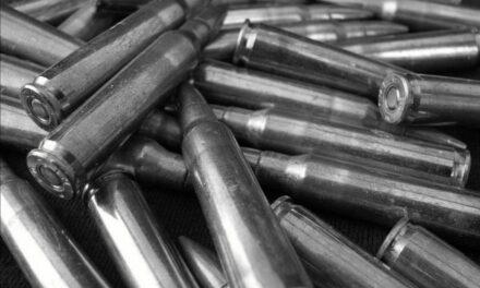 Revelan que son 7 millones de balas robadas a la Guardia Nacional