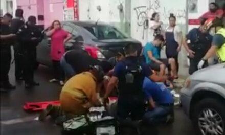 Video: Cae techo de tortillería en Coatepec: 3 lesionados