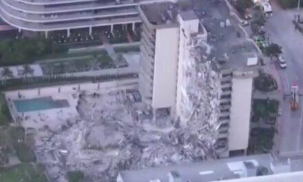 Lo que sabemos del derrumbe en edificio de Miami que dejó una persona muerta