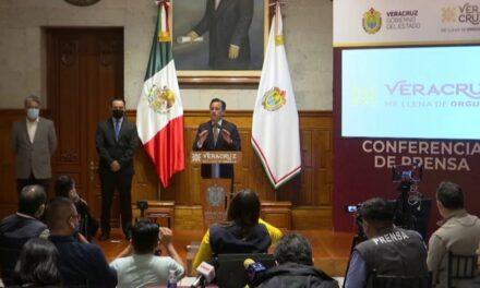 Anuncia Cuitláhuac García estrategia de reactivación económica para Veracruz