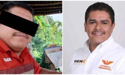 Ligan a asesinato de candidato en Cazones, a su jefe de campaña
