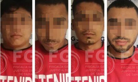 Detienen a dos hombres presuntamente implicados en la masacre en Reynosa