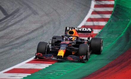 Verstappen gana el GP de Austria; 'Checo' Pérez finaliza en sexto lugar