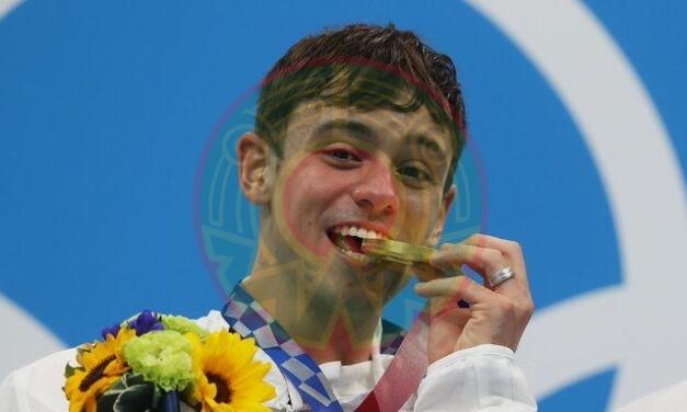 """""""Soy gay y campeón olímpico"""", el mensaje del saltador británico Tom Daley"""