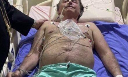 Bolsonaro: presidente de Brasil sigue en el hospital tras ingresar luego de sufrir un hipo crónico y serle diagnosticada obstrucción intestinal