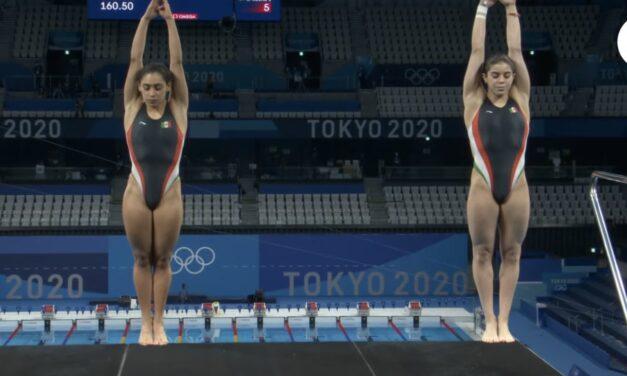 Alejandra Orozco y Gabriela Agundez ganan medalla de Bronce en clavados