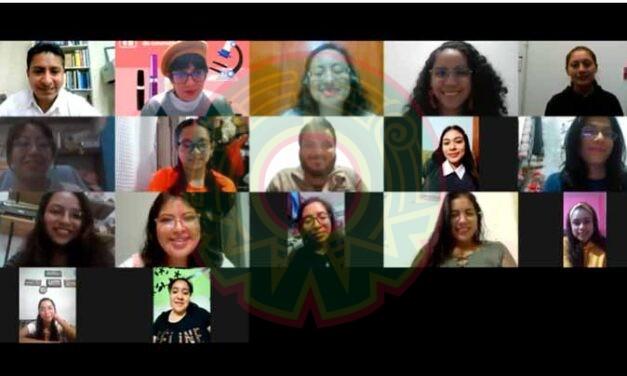 Estudiantes de QFB realizaron Expo Cosme Virtual 2021