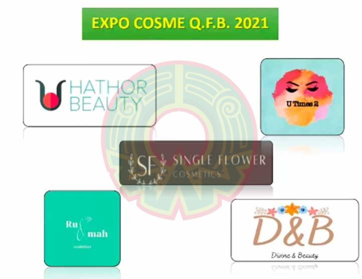 Hathor Beauty, UTimes 2, Single Flower Cosmetics (SF), Ru&mah Cosmetics y Divine&Beauty fueron las empresas participantes