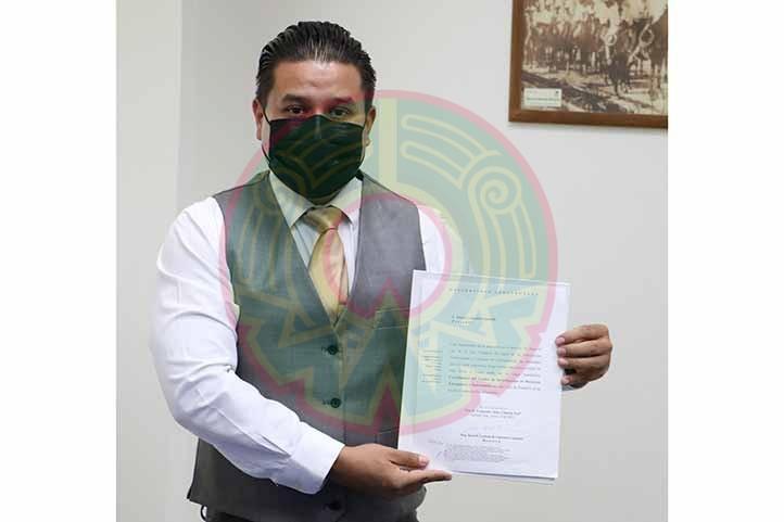 Darío Colorado Garrido, coordinador regional del CIRES