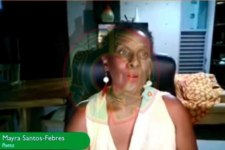 Mayra Santos-Febres presentó su más reciente libro