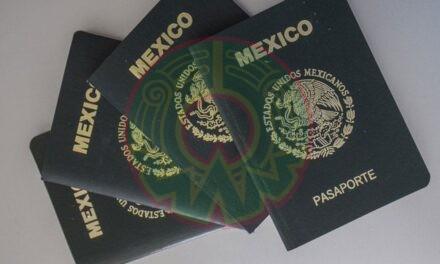 SRE alista emisión de pasaporte electrónico; se podrá tramitar a partir de septiembre
