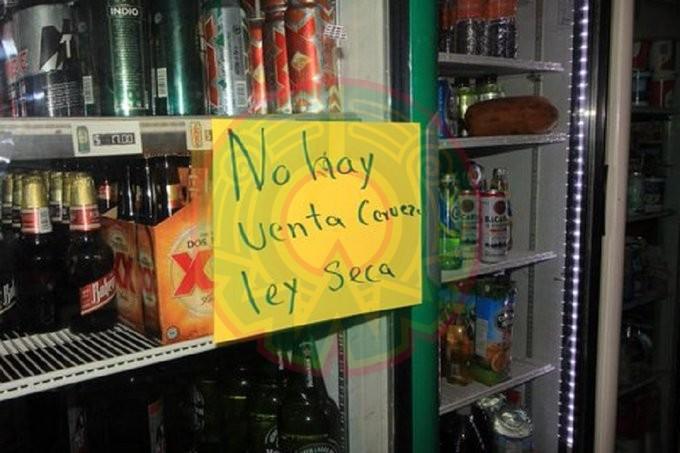 Este fin de semana habrá Ley Seca en Veracruz