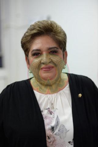 María Matilde Ortega Labourdet, directora de la Facultad de Odontología (Foto de archivo)