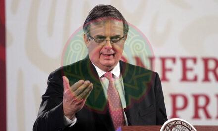 Se destapa: Marcelo Ebrard contenderá en las elecciones de 2024