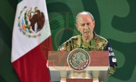"""Delincuencia ha bajado en Veracruz"""": Secretario de Marina"""